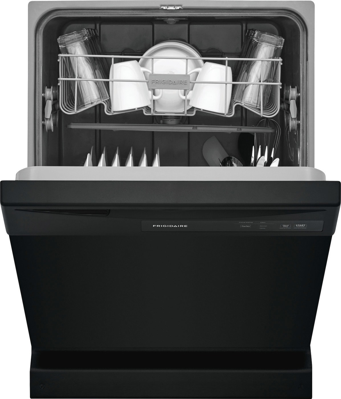 "24"" Built-In Dishwasher Black FDPC4221AB"